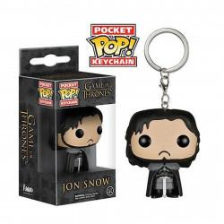Porte-clé - Pocket Pop! Keychain - Game of Thrones - Jon Snow - Funko