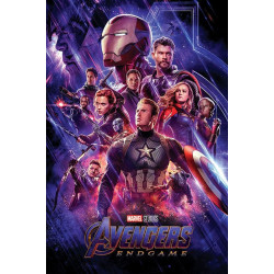 Poster - Marvel - Avengers Endgame - Journey's End - 61 x 91 cm - Pyramid International