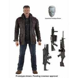Figurine - Terminator - Dark Fate - T-800 - 18 cm - NECA