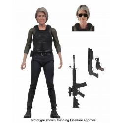 Figurine - Terminator - Dark Fate - Sarah Connor - 18 cm - NECA