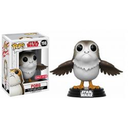 Figurine - Pop! Movies - Star Wars 8 - Porg Open Wings - Vinyl - Funko