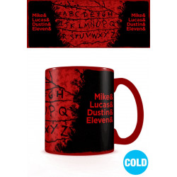 Mug / Tasse - Stranger Things - Thermique RUN - Pyramid International