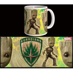 Mug / Tasse - Marvel - Les Gardiens de la Galaxie 2 - Young Groot - Semic