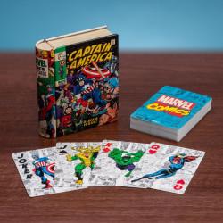 Jeu de cartes - Marvel - Comic Book - Paladone