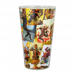 Verre - Marvel - Deadpool - Paladone Products
