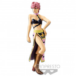Figurine - JoJo's Bizarre Adventure - Golden Wind - Trish Una - Banpresto