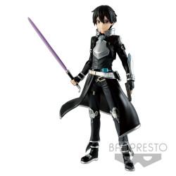 Figurine - Sword Art Online - Kirito Overseas Original Ver. - Banpresto