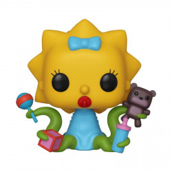 Figurine - Pop! TV - The Simpsons - Alien Maggie - Vinyl - Funko