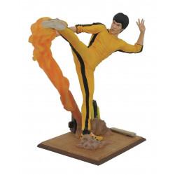 Figurine - Bruce Lee Gallery - Kicking - Diamond Select