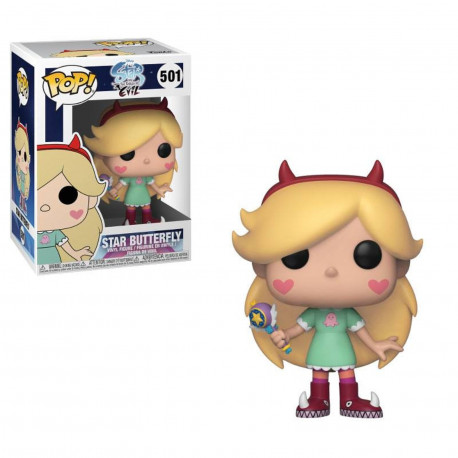Figurine - Pop! Disney - Star Butterfly - Star - Vinyl - Funko