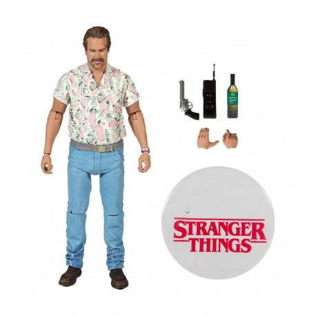 Figurine - Stranger Things - Chief Hopper (Season 3) - McFarlane