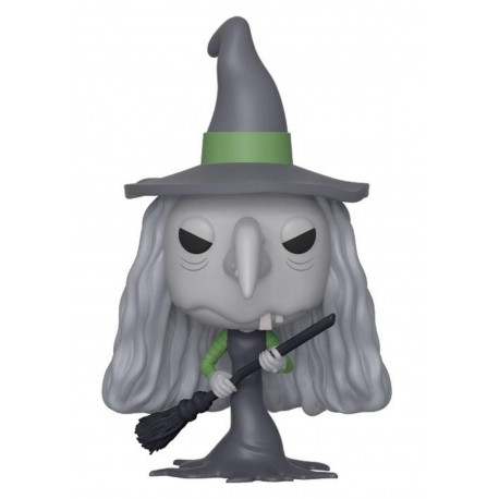 Figurine - Pop! Disney - L'Etrange Noël de Mr Jack - Witch - Vinyl - Funko