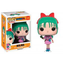 Figurine - Pop! Animation - Dragon Ball Z - Bulma - Vinyl - Funko