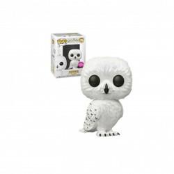 Figurine - Pop! Movies - Harry Potter - Hedwig Flocked - Funko