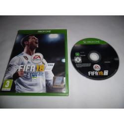 Jeu Xbox One - FIFA 18