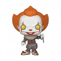 Figurine - Pop! Movies - It 2 - Pennywise with Blade - Vinyl - Funko
