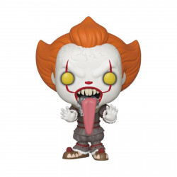 Figurine - Pop! Movies - It 2 - Pennywise with Dog Tongue - Vinyl - Funko