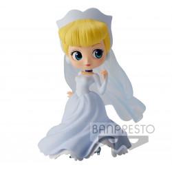 Figurine - Disney - Q Posket - Cendrillon Dreamy Style Ver. - Banpresto