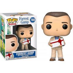 Figurine - Pop! Movies - Forrest Gump - Forrest (Chocolates) - Vinyl - Funko