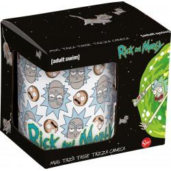 Mug / Tasse - Rick and Morty - Characters - 325 ml - Storline