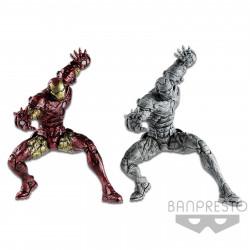 Figurine - Marvel - Super Heroes - Iron Man - Banpresto