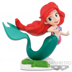 Figurine - Disney - Characters Comic Princess - Ariel - Banpresto