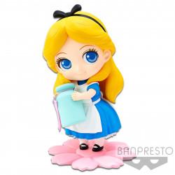 Figurine - Disney - Q Posket - Sweetiny - Alice Normal Color ver. - Banpresto