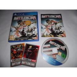 Jeu Playstation 4 - Battleborn - PS4