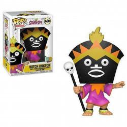 Figurine - Pop! Animation - Scooby-Doo - Witch Doctor - Vinyl - Funko