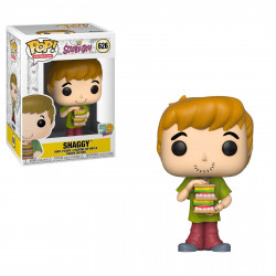 Figurine - Pop! Animation - Scooby-Doo - Sammy - Vinyl - Funko