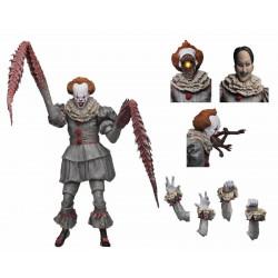 Figurine - IT / Ca - Ultimate Pennywise (Dancing Clown) - NECA