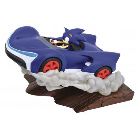 Figurine - Sonic Racers Gallery - Sonic - Diamond Select