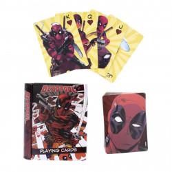 Jeu de cartes - Marvel - Deadpool - Paladone