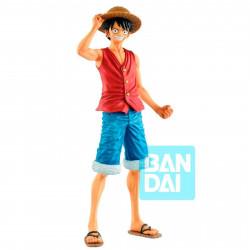 Figurine - One Piece - Masterlise - 20th History Monkey D Luffy - Banpresto