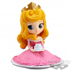 Figurine - Disney - Q Posket - Sugirly - Aurore Normal Color ver. - Banpresto