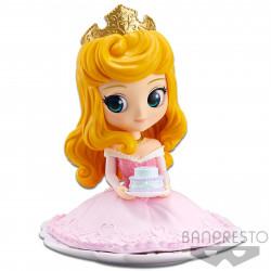 Figurine - Disney - Q Posket - Sugirly - Aurore Pastel Color ver. - Banpresto