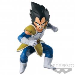 Figurine - Dragon Ball Z - World Figure Colosseum - Vegeta - Banpresto