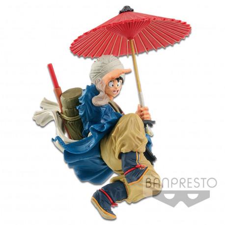 Figurine - Dragon Ball Z - World Figure Colosseum - Goku - Banpresto