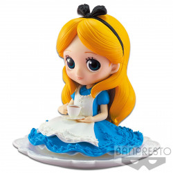 Figurine - Disney - Q Posket - Sugirly - Alice - Banpresto