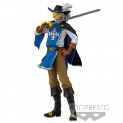 Figurine - One Piece - Treasure Cruise World Journey - Vol.1 Sanji - Banpresto