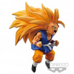Figurine - Dragon Ball - FES vol. 10 - SSJ3 Goku - Banpresto