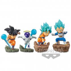 Figurine - Dragon Ball Super - WCD World Collectable Diorama Vol.3 - Banpresto