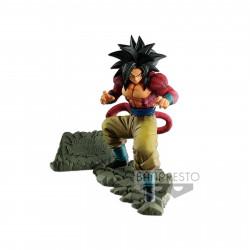 Figurine - Dragon Ball - Ultimate Evolution Goku SSJ4 Dokkan Battle - Banpresto