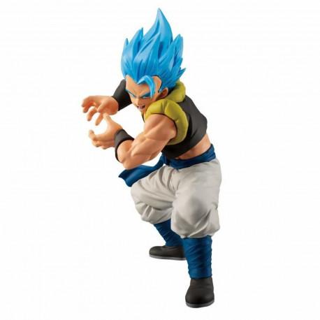 Figurine - Dragon Ball Super - Styling / Shokugan - SSGSS Gogeta - Banpresto