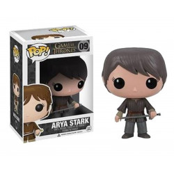 Figurine - Pop! TV - Game of Thrones - Arya Stark - Vinyl - Funko