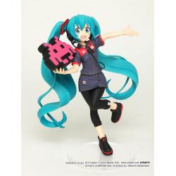 Figurine - Vocaloid - Hatsune Miku Taito Uniform Version 2 - Taito
