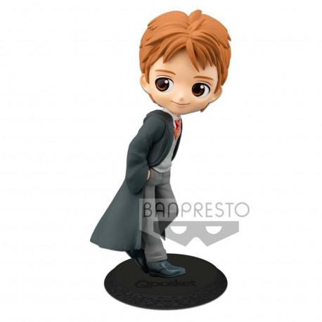 Figurine - Harry Potter - Q Posket - George Weasley Ver B - Banpresto
