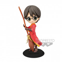 Figurine - Harry Potter - Q Posket - Harry Quidditch Style Ver B - Banpresto