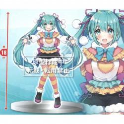 Figurine - Vocaloid - Hatsune Miku Winter Image Ver. Special - Taito