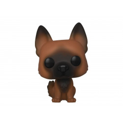 Figurine - Pop! TV - The Walking Dead - Dog - Vinyl - Funko